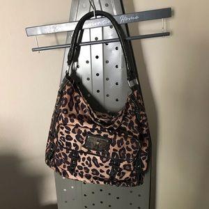 Tyler Rodan Shoulder Animal Print Bag